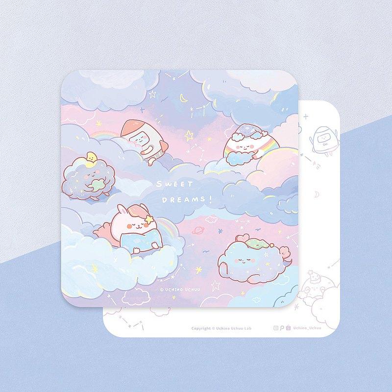 做個好夢 SWEET DREAMS! / 文字明信片