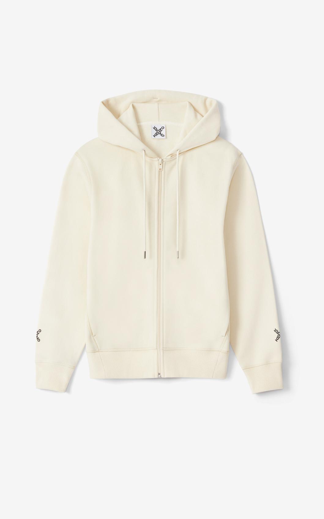 KENZO Sweatshirt zippé KENZO Sport 'Big X'