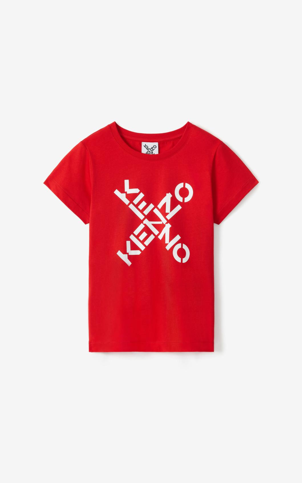 KENZO T-shirt KENZO Sport 'Big X'