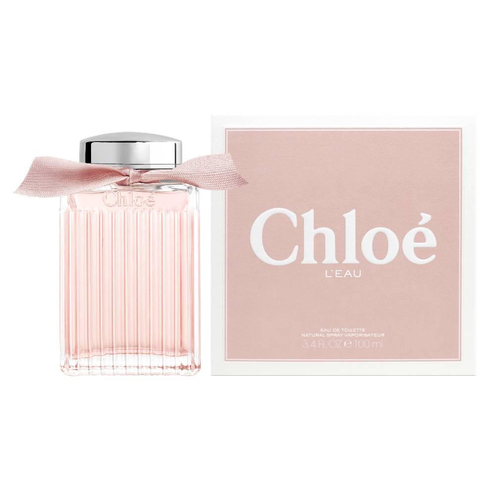 Chloe粉漾玫瑰女性淡香水100ML 【康是美】