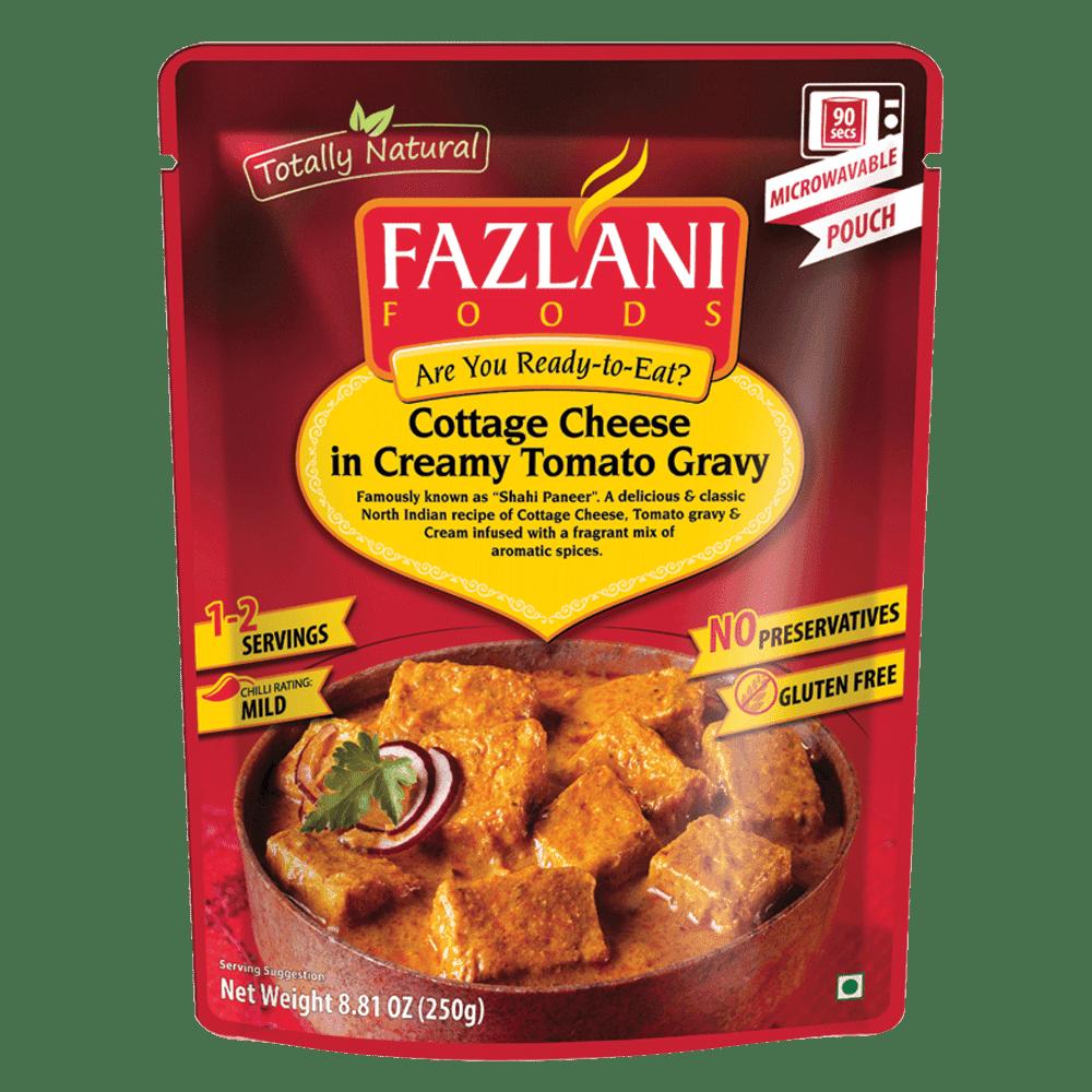 印度Fazlani番茄燴起司即食包 250g