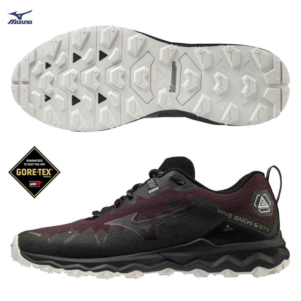 WAVE DAICHI 6 GTX 一般型女款越野慢跑鞋 J1GK215642【美津濃MIZUNO】