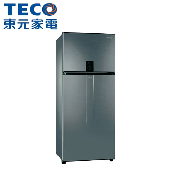 【TECO東元】610公升變頻雙門冰箱R6191XHK