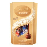 【好市多Costco代購】Lindor 金色盒裝綜合巧克力 600公克