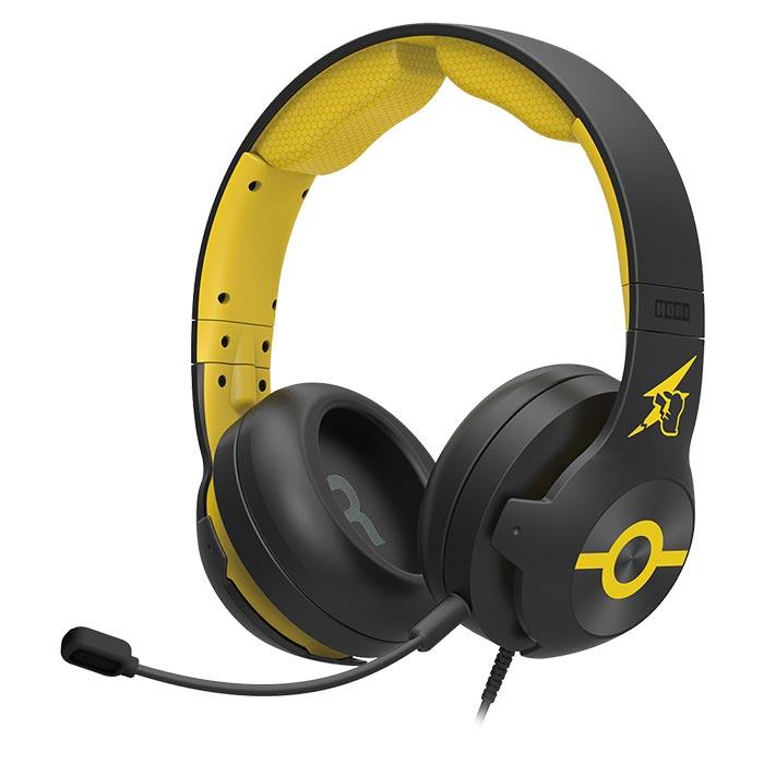 【NS周邊】進階版頭戴式遊戲耳機 COOL 系列 for Nintendo Switch / Lite《HORI(NSW-265A)》