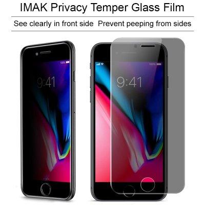 imak 蘋果 iPhone 7 8 Plus 保護貼 防偷窺鋼化玻璃 i7 i8 防偷看保護膜 i7P i8P 熒幕貼