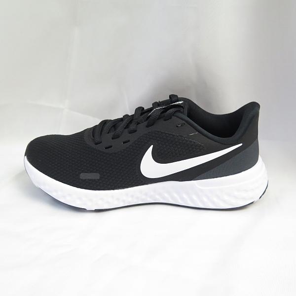 NIKE WMNS REVOLUTION 5 女款 慢跑鞋 運動鞋 BQ3207002 黑【iSport愛運動】
