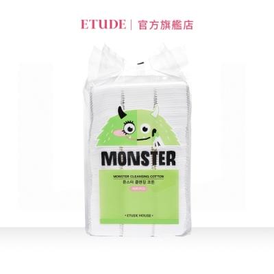 ETUDE HOUSE 濾色奇蹟~吃色怪獸化妝棉(408片)