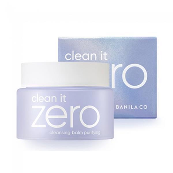 韓國 Banila Co. Zero 零感肌瞬卸凝霜 100ml 敏感肌款
