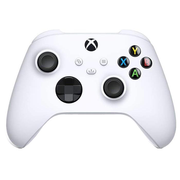 【XBOX】Xbox Series X / S / Xbox One 無線控制器《冰川白》