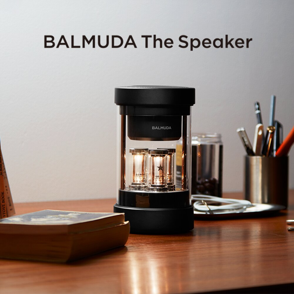 現省800|BALMUDA 百慕達 The Speaker 無線揚聲器  環繞立體音效 充電式 樂天生日慶