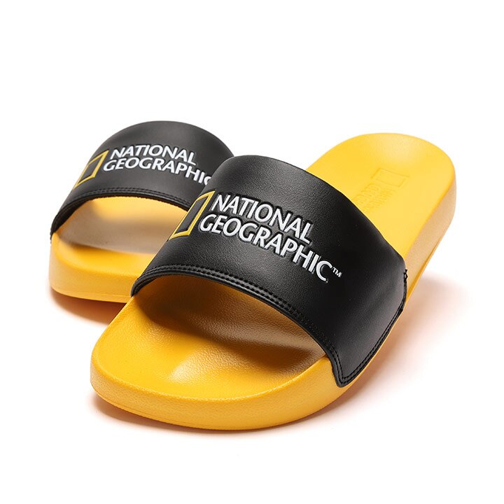【毒】National Geographic 國家地理 Dive Plus 拖鞋 黃色 女款