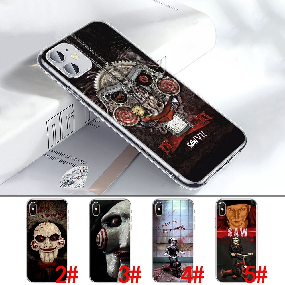Iphone Xs Max Xr X 11 Pro 7 8 6 6s Plus 163c 恐怖 Moive Ghost