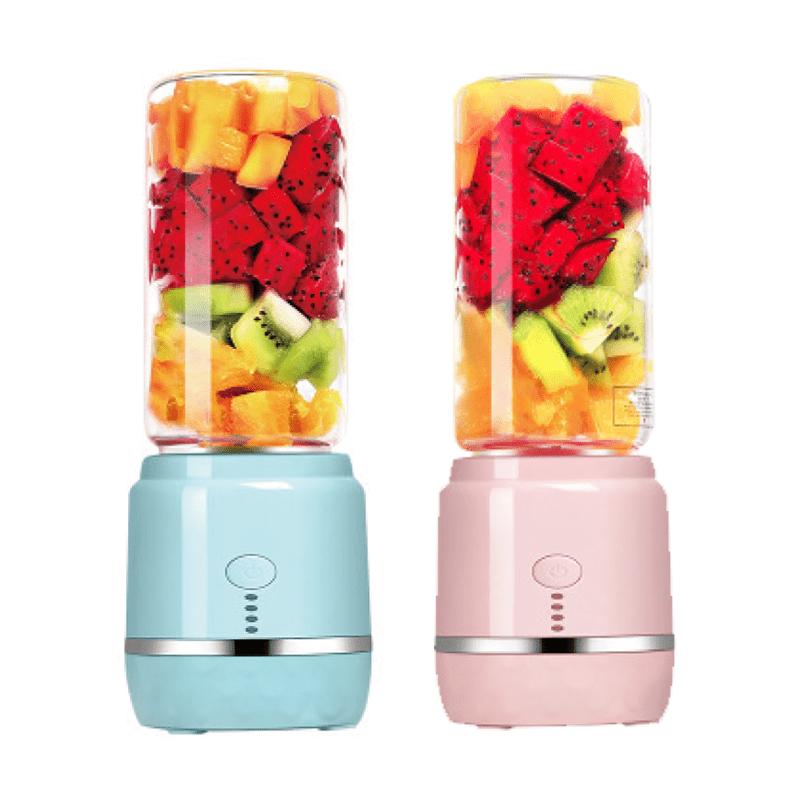 攜帶型果汁機 隨身果汁機 304不鏽鋼刀片 USB充電 榨汁機