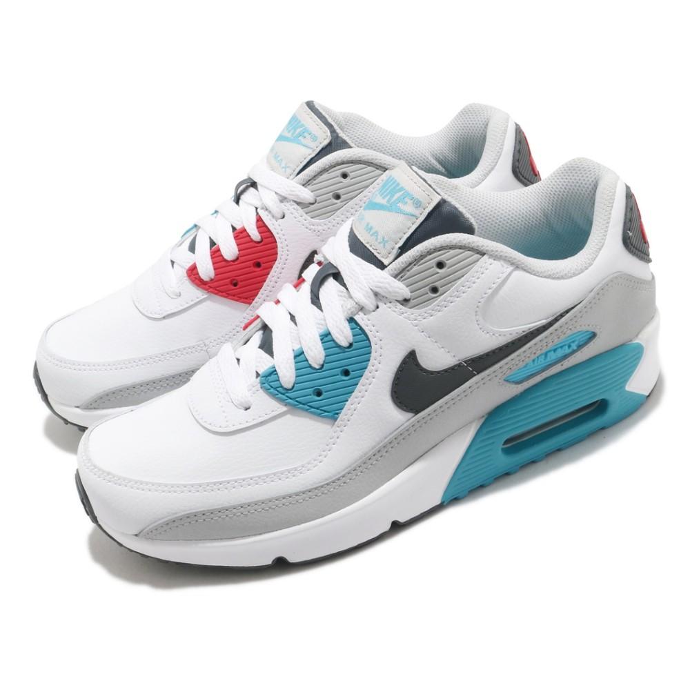 NIKE AIR MAX 90 LTR (GS) 大童(女)休閒鞋 CD6864108 Sneakers542