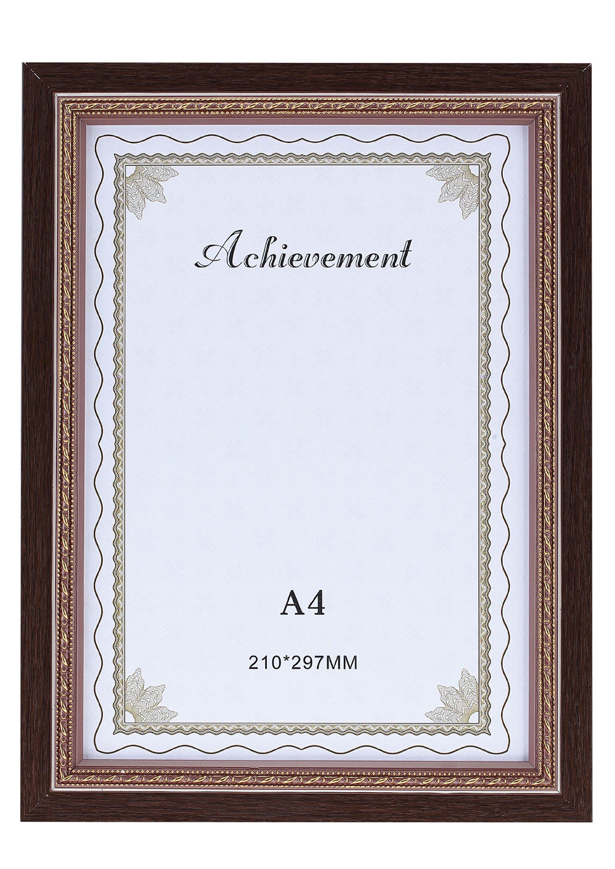 證書框  A4證照框-IFC-2130-323R