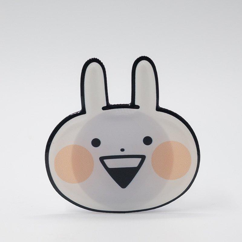 小突兔 Usagyuuun 多功能手機支架/捲線器
