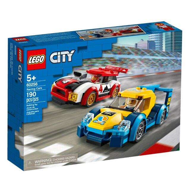 60256【LEGO 樂高積木】城市 City 系列 - 賽車 (190pcs)