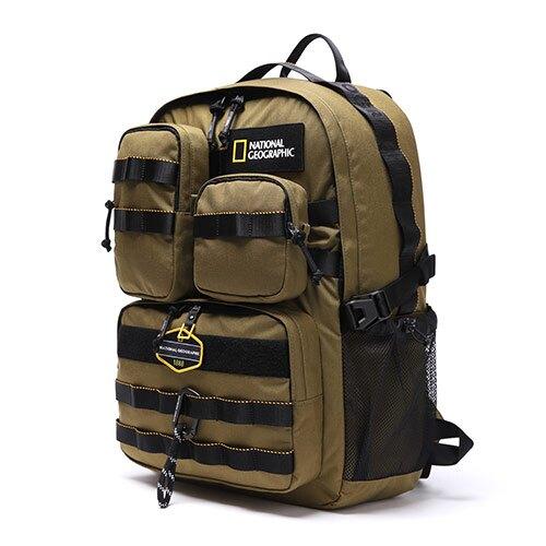 【毒】National Geographic 國家地理 MCKINLEY ORIGIN BAGPACK 後背包 棕褐色
