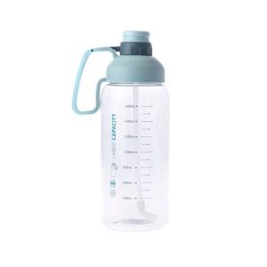 極限吸管太空瓶1800ml -綠