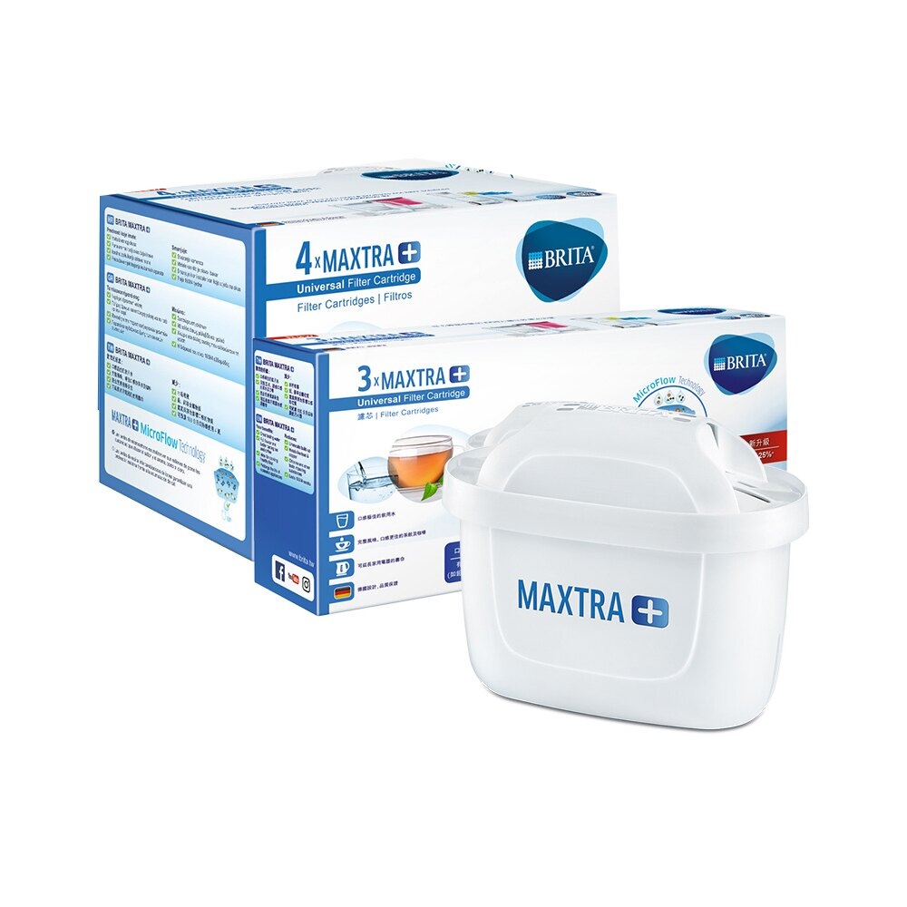 Brita MAXTRA Plus 濾芯-全效型 (3入/4入) -|日本樂天熱銷Top|日本樂天熱銷