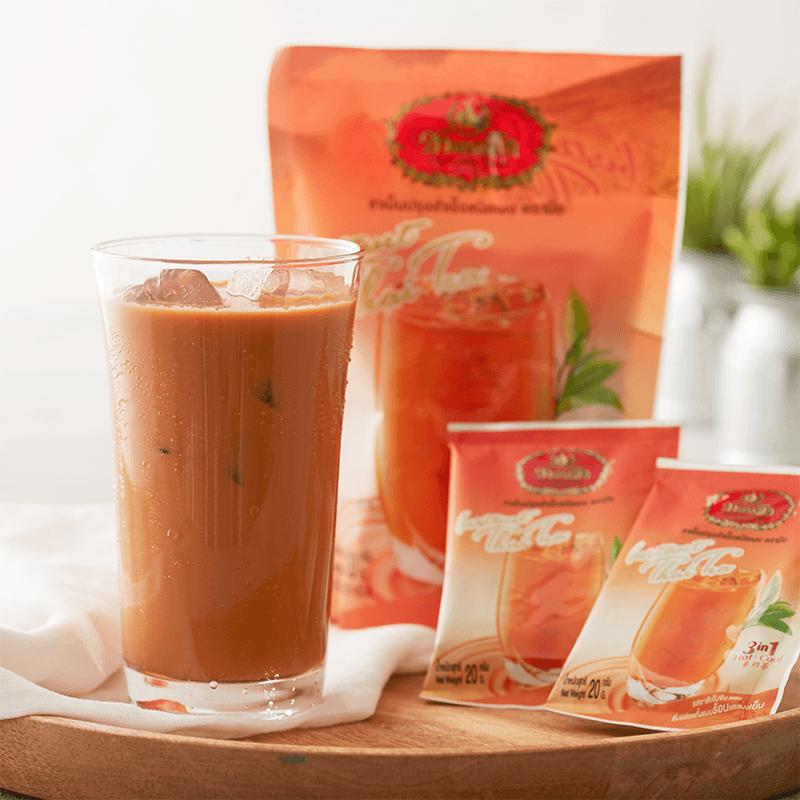 泰國手標牌3合1泰式奶茶(5 入)