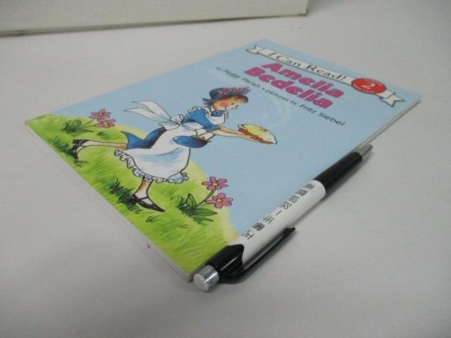【書寶二手書T6/語言學習_D98】I Can Read(2)Amelia Bedelia
