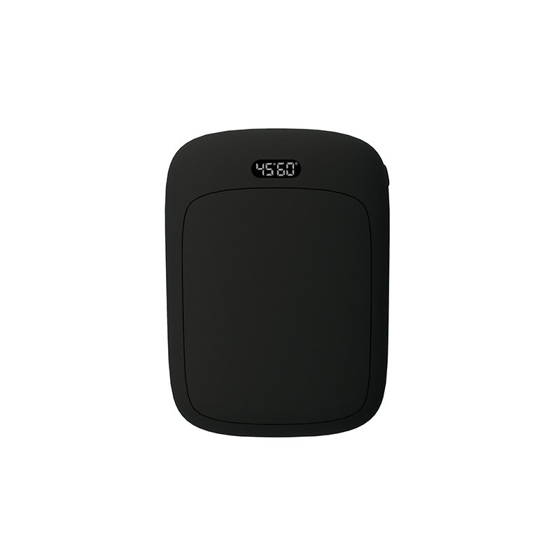 ★現貨快出★ USB充電暖暖包便攜暖手寶(黑色) 2檔可調 行動電源 環保暖暖包 寒流來襲必備 【JHOME+ 就是家】