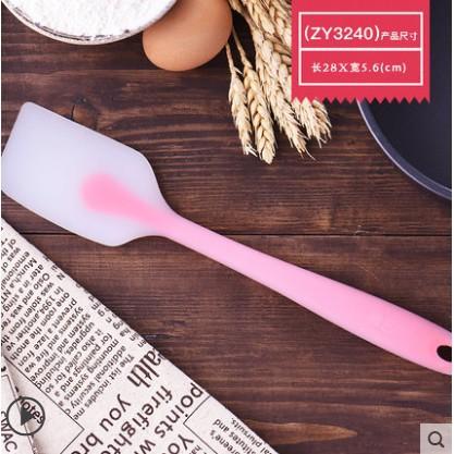 【推薦】【巧廚烘焙_展藝矽膠刮刀】耐高溫蛋糕奶油抹刀 鏟刀刮板攪拌工具