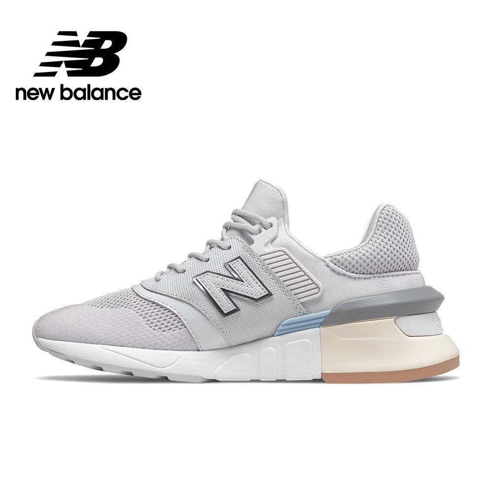 【New Balance】復古運動鞋_女性_灰色_WS997HE-B楦 997
