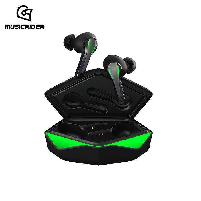 MusicRIDER 音樂騎士 T15 電競遊戲TWS藍牙耳機 入耳式 藍牙5.0