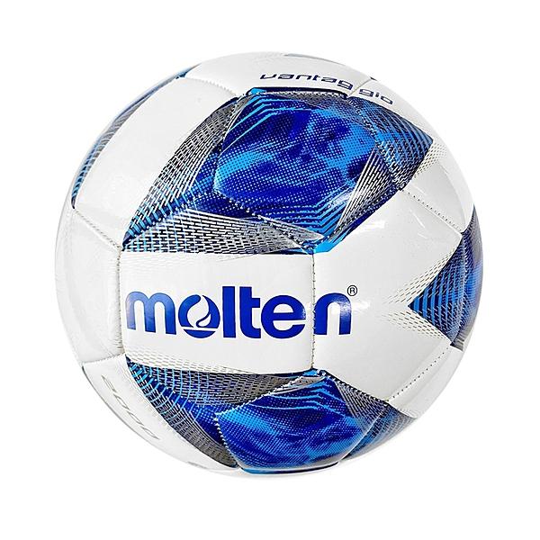 Molten Football #4 [F4A2000] 足球 4號 國小 世界盃 指定球 亮面 機縫 白藍