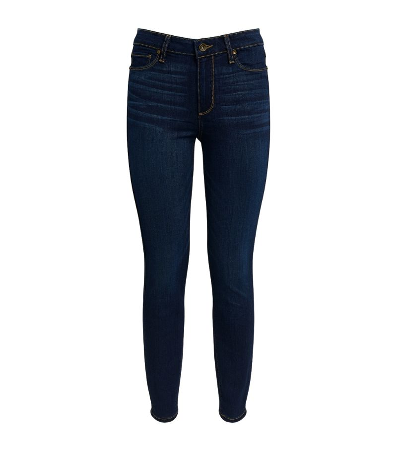 Paige Hoxton Ankle Skinny Jeans