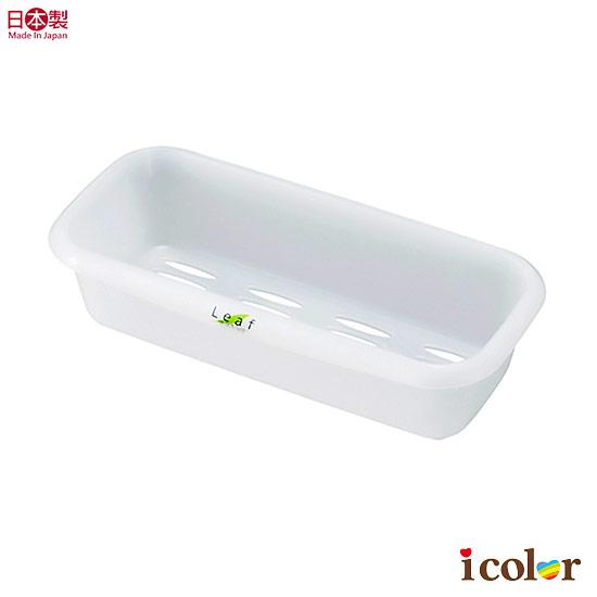 Leaf 洗髮精收納盒(白色)