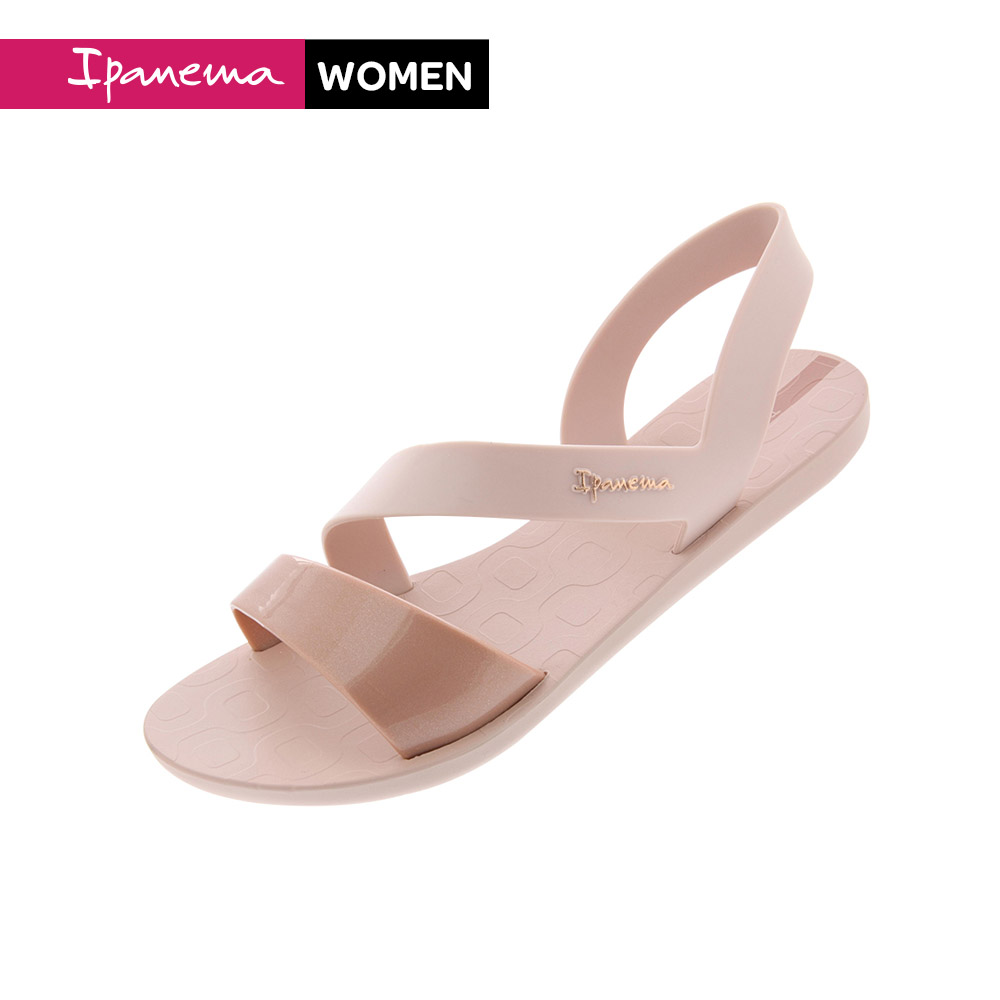 Ipanema [Women] 涼感應 VIBE SANDAL 環繞繫帶零著感涼鞋 櫻花粉(IP8242924708)