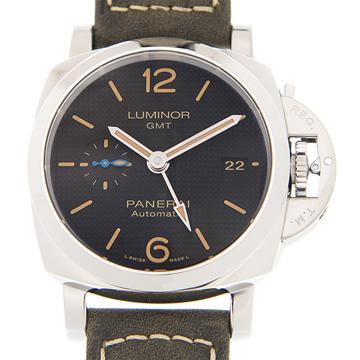 PANERAI 沛納海 LUMINOR GMT自動上鏈GMT兩地時間(PAM01535) x42mm