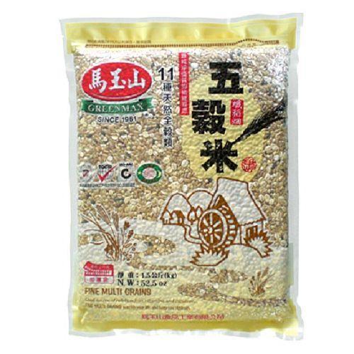 馬玉山五穀米1.5KG【愛買】