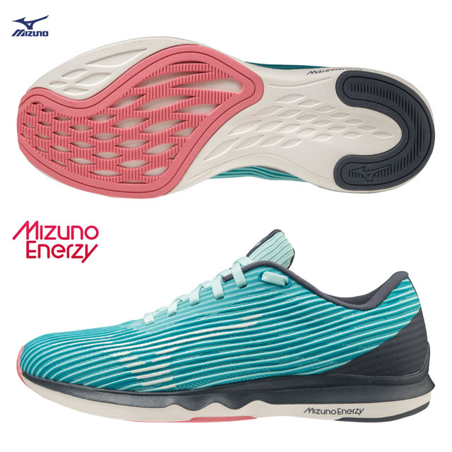 【美津濃MIZUNO】WAVE SHADOW 4 ㄧ般型女款慢跑鞋 J1GD203013