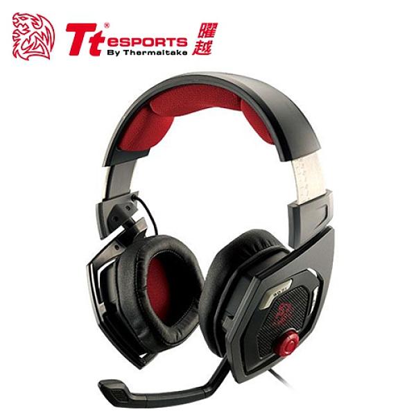 【Tt eSPORTS 曜越】 震撼者 3D 7.1環繞聲道電競耳機