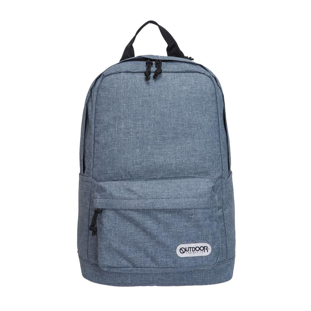 【OUTDOOR】極簡生活3.0-15.6筆電吋後背包-淺藍 OD281100TNY
