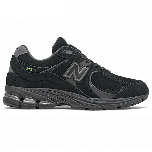 【12周年慶跨店折後$4980】New Balance 2002R CNY 黑 綠 全尺寸 反光 男鞋 女鞋 NB 亞製 ML2002ROD