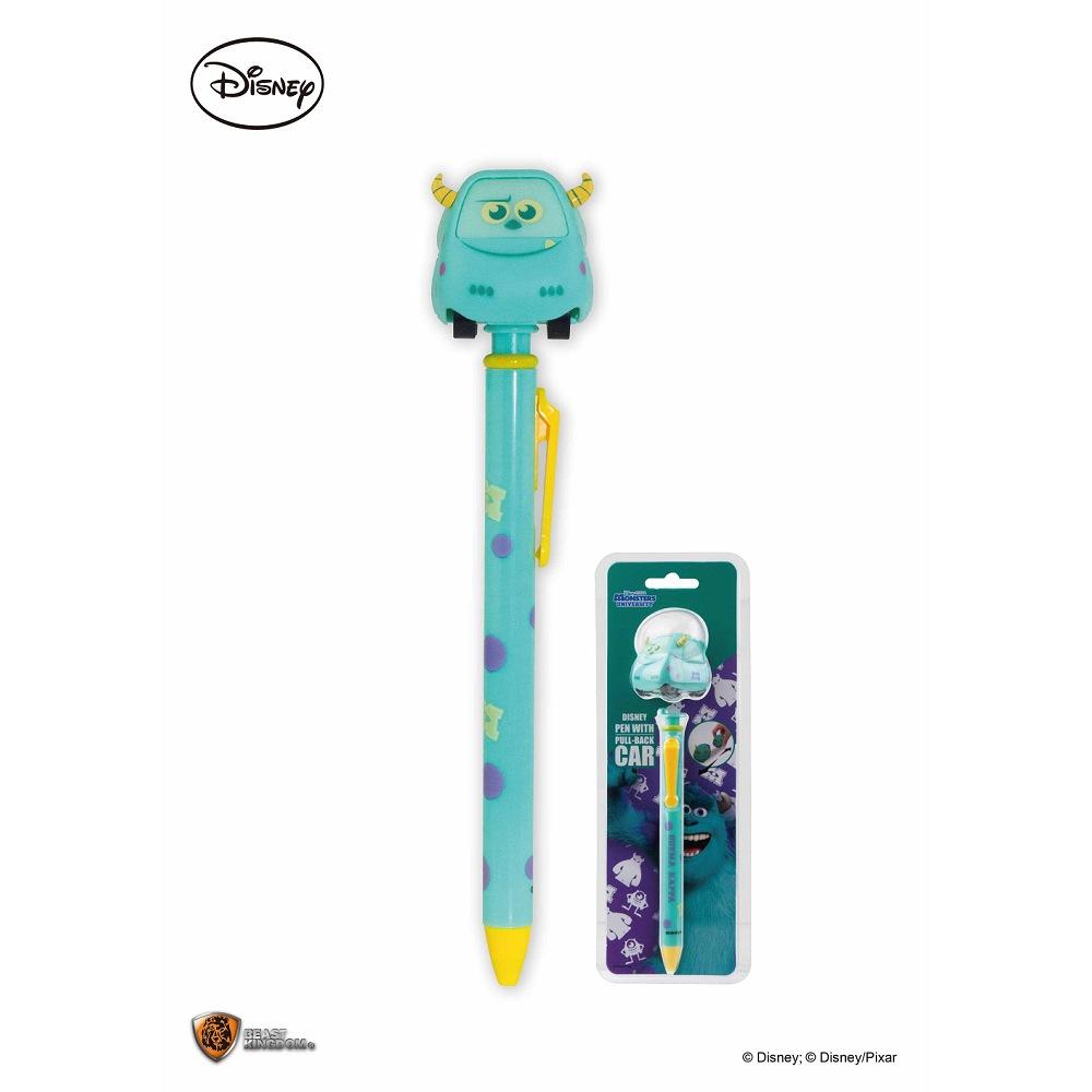 迪士尼迴力車筆系列-毛怪款
