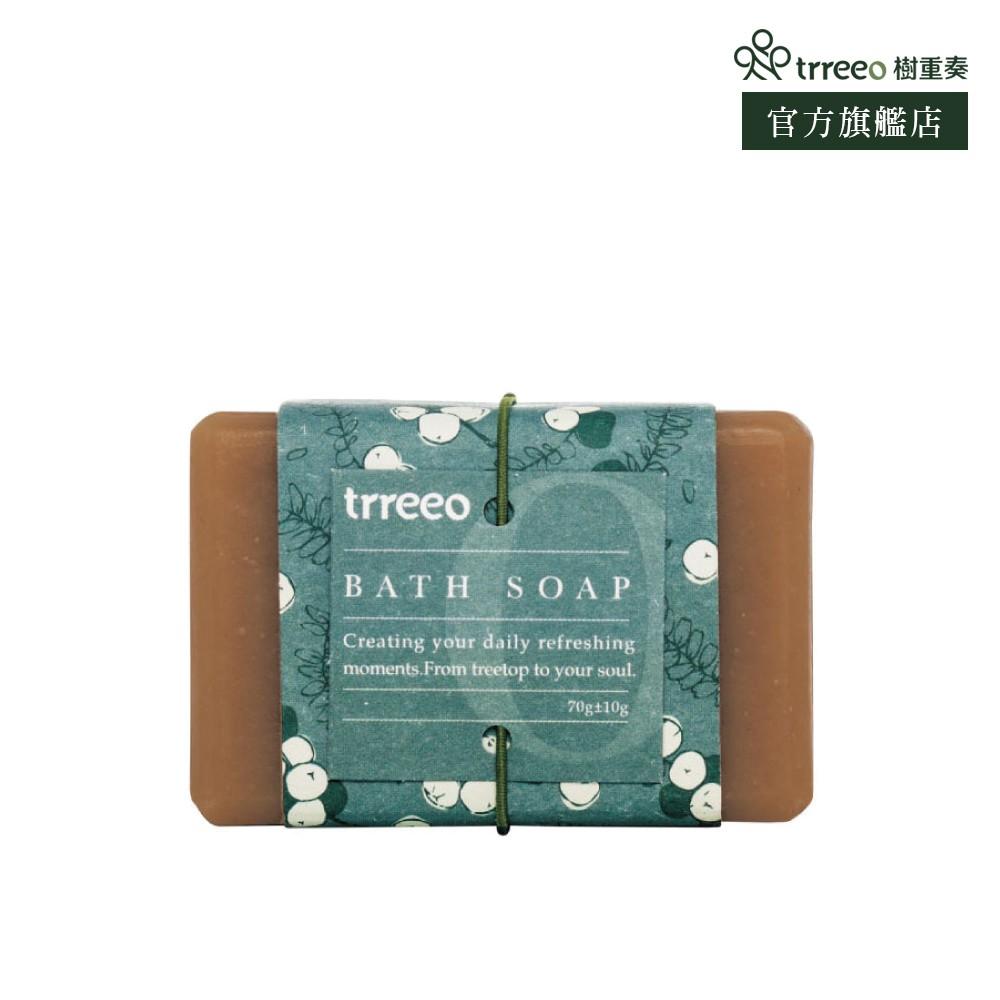 【trreeo 樹重奏】薄荷清爽皂