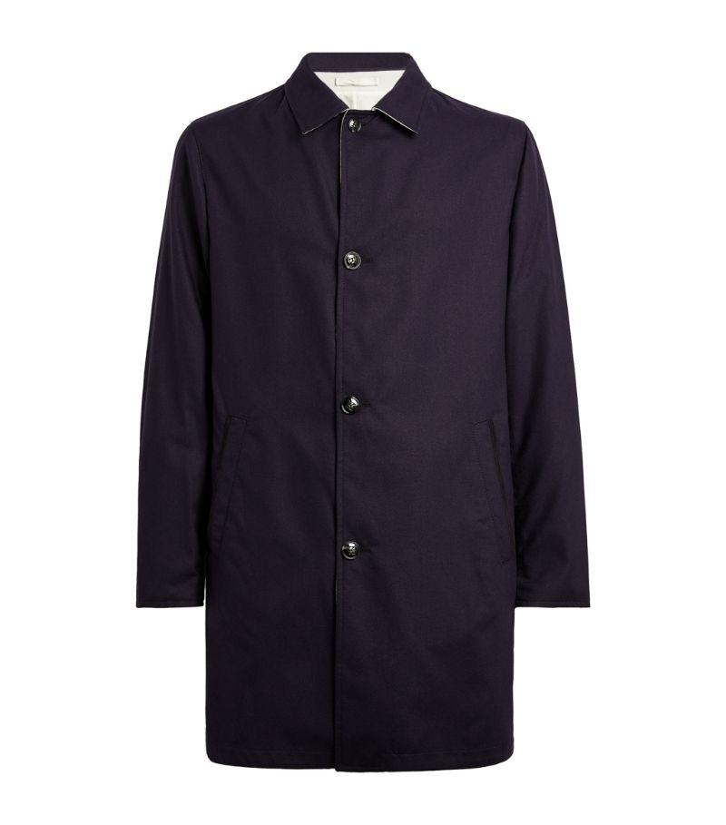 Kiton Reversible Coat