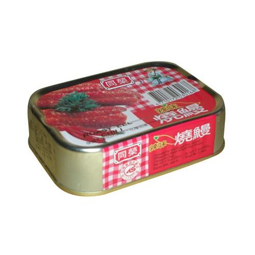 同榮辣味燒鰻(易開罐)100g