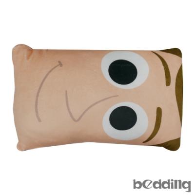 BEDDING-胡迪直立造型午安枕-高級短絨布