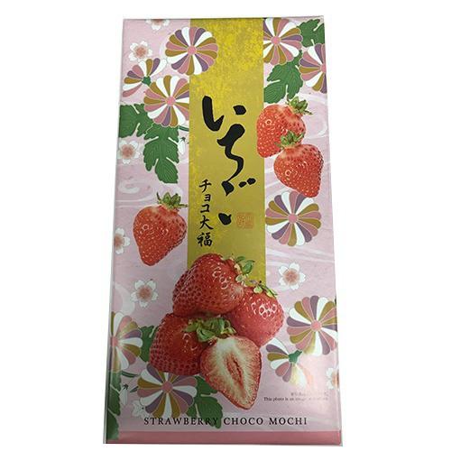 世紀18入草莓巧克力大福240g【愛買】