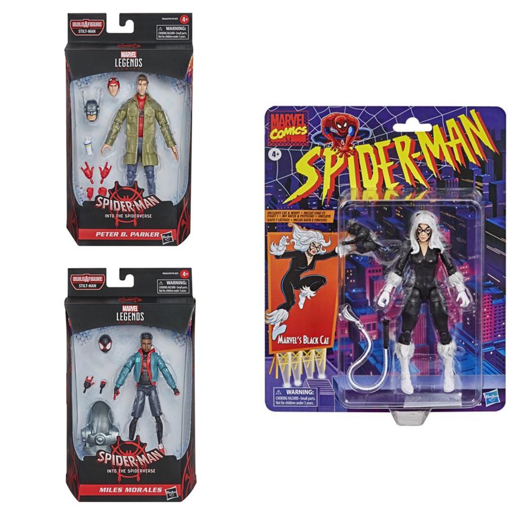 【孩之寶Hasbro 】 漫威 蜘蛛人 傳奇系列 6吋系列 F0253+F0256+F0864