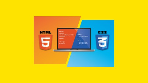 The Complete HTML5 & CSS3 Course in Arabic