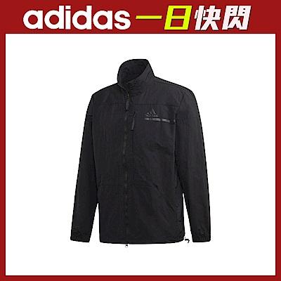 【限時快閃】adidas男款經典冬季上衣任選均一價